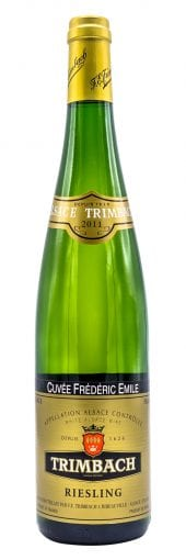 2011 Trimbach Riesling Cuvee Frederic Emile 750ml